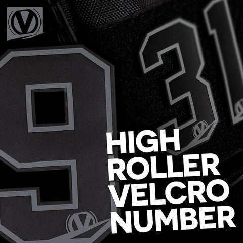 Velcro Rubber Patch - 9