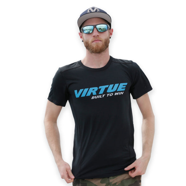 Virtue Proformance Dry Fit Shirt - Iconic - Black