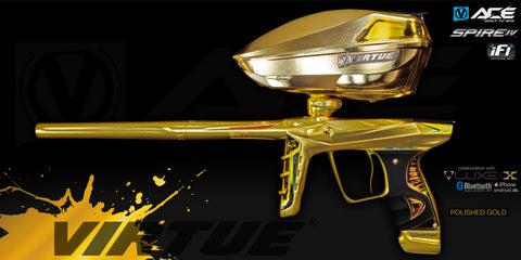 Virtue Ace - Deposit - Polished Gold - Marker + Spire IV w/ iFI