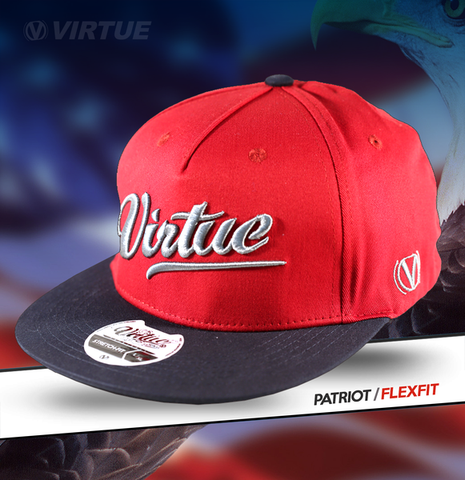 Virtue Patriot All Star Fitted Hat