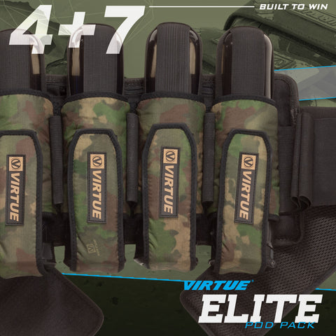 Virtue Elite Pack 4+7 Reality Brush Camo