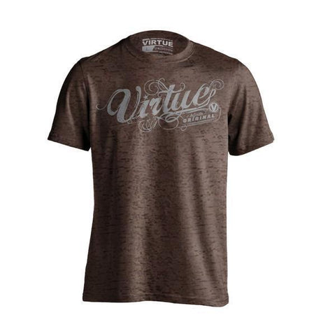 Virtue Infinite Original T-Shirt - Espresso