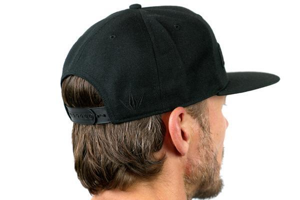 Bunkerkings Snapback Cap - We Kill Suckers - Black