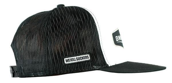 Bunkerkings Snapback Trucker Hat