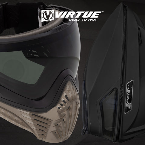 Virtue VIO XS II + Spire III 280 Bundle - Black Smoke