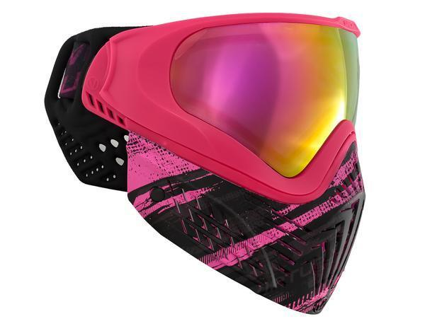 zzz - Virtue VIO Extend Goggle - Graphic Ruby