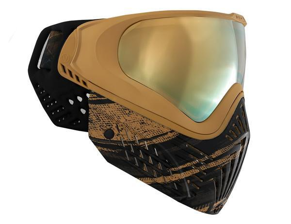 zzz - Virtue VIO Extend Goggle - Graphic Gold