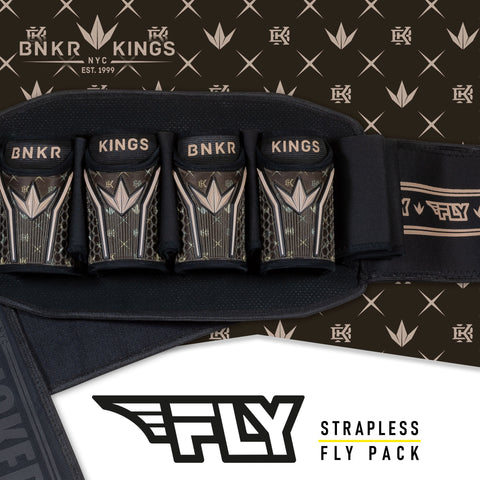 Bunkerkings Fly Pack - 4+7 - Royal Chocolate