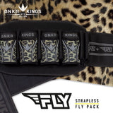 Bunkerkings Fly pack - 4+7 - Leopard