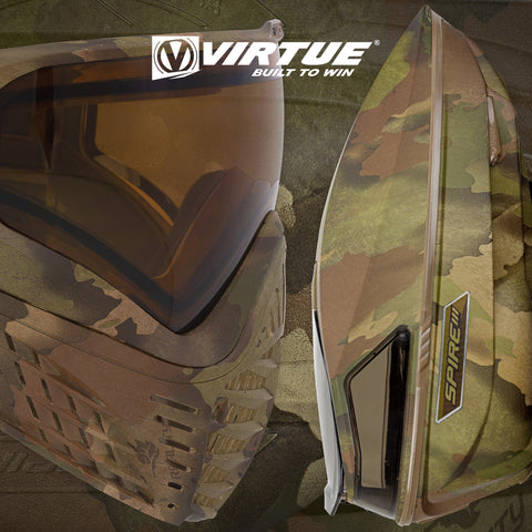 zzz - Virtue VIO Contour II + Spire III Bundle - Reality Brush Camo
