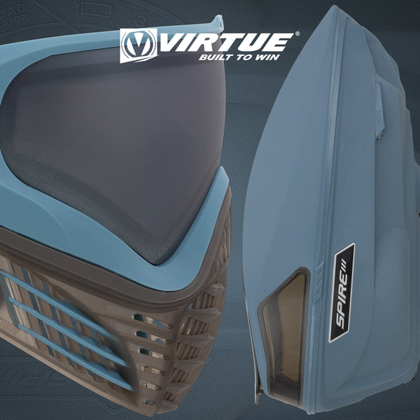 Virtue VIO Contour II + Spire III Bundle - Dark Slate Blue