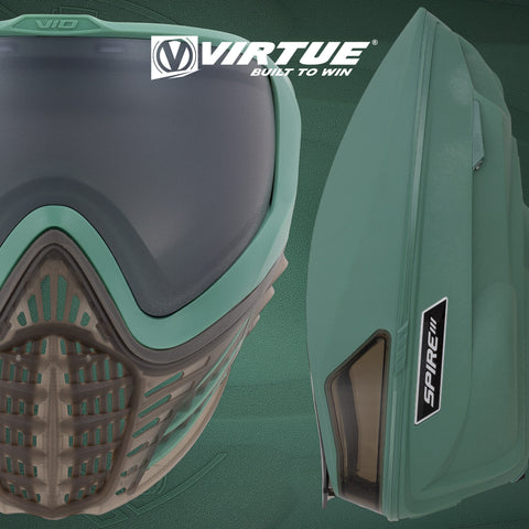 Virtue VIO Contour II + Spire III Bundle - Dark Slate Green