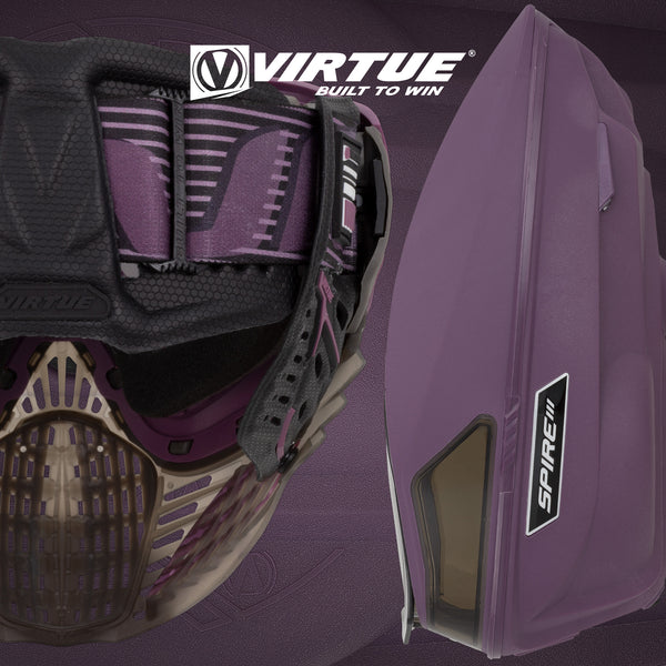 Virtue VIO Contour II + Spire III Bundle - Dark Slate Purple