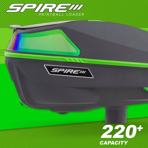 Virtue Spire III Loader - Emerald