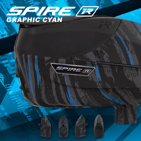 Virtue Spire IR Loader - Graphic Cyan