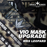 Bunkerkings VIO Mask Upgrade Kit - WKS Leopard