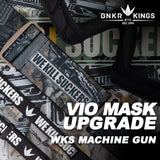 Bunkerkings VIO Mask Upgrade - WKS Machine Gun