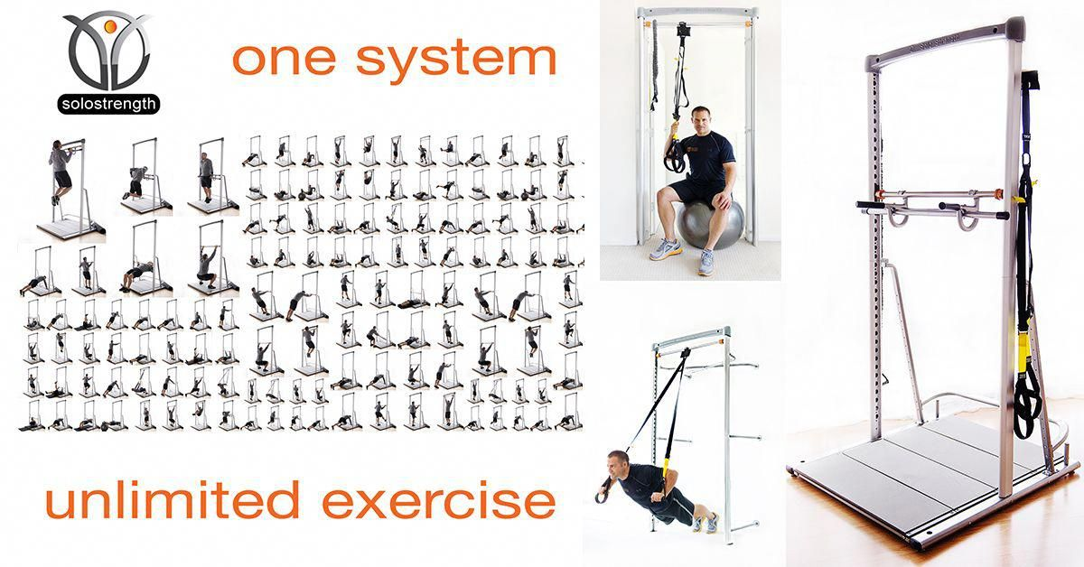 TRX Core Workout with SoloStrength