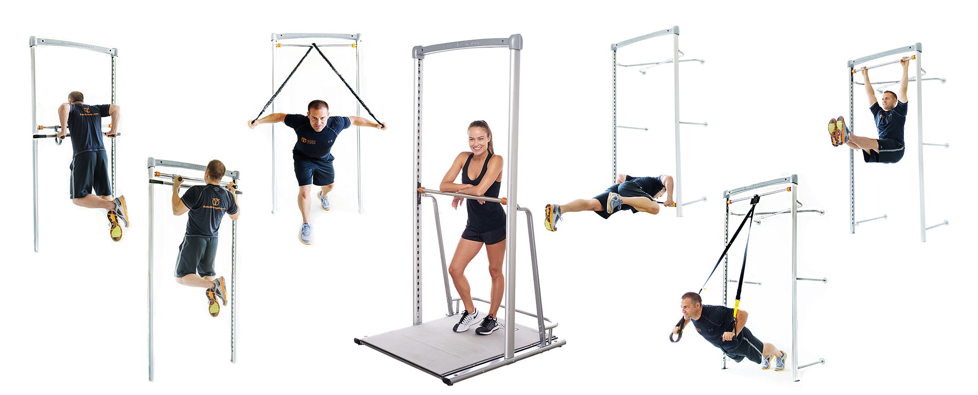 SoloStrength Bodyweight Exercise Equipment Home Gym Training Systems
