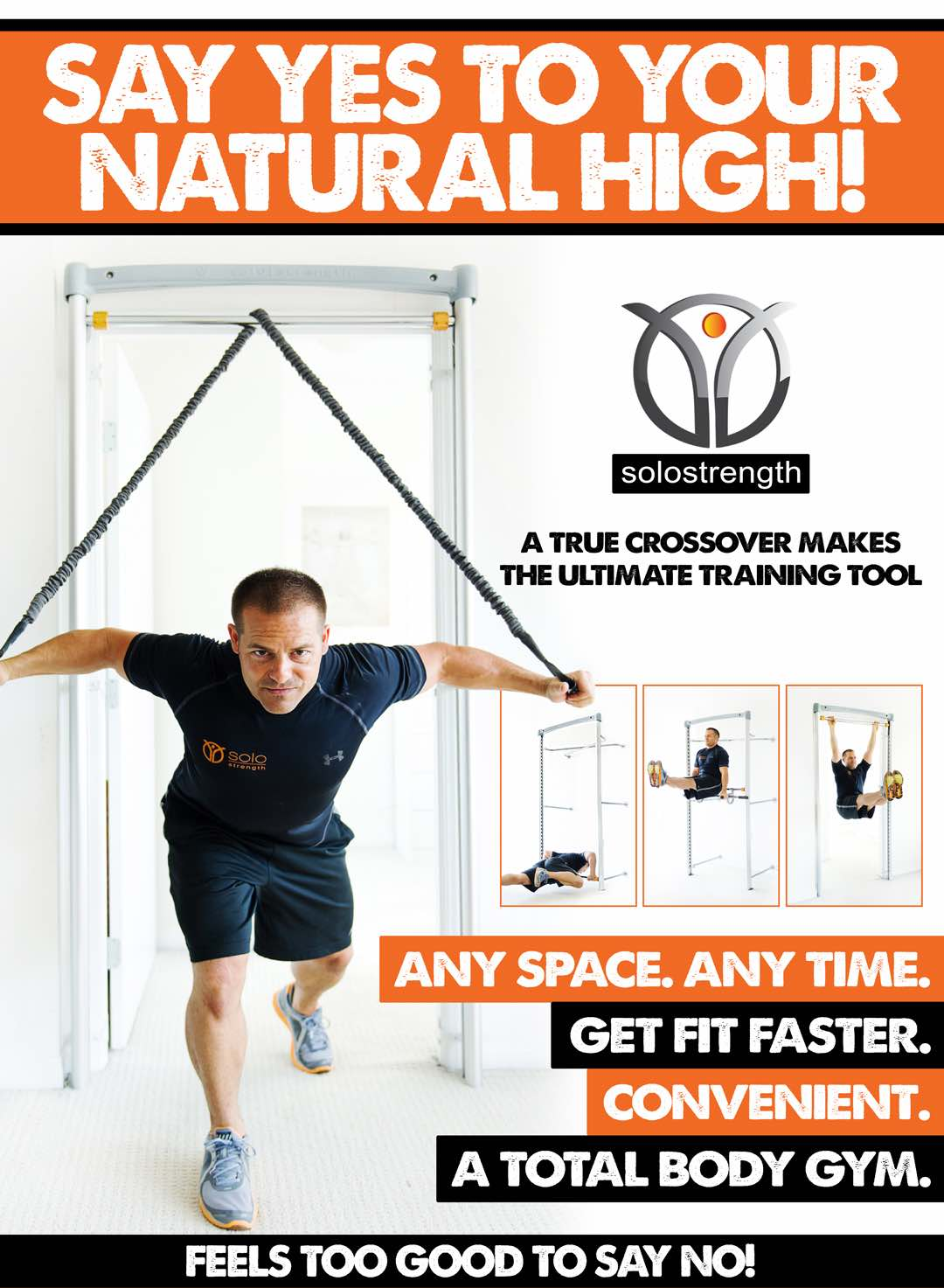 Solostrength get fit faster world's best studio and home gym systems