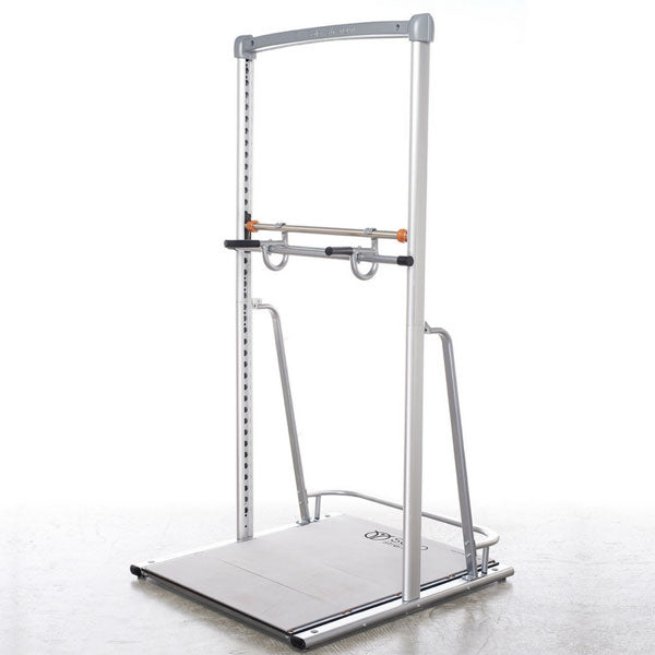 solostrength ultimate freestanding adjustable pull up bar functional training station