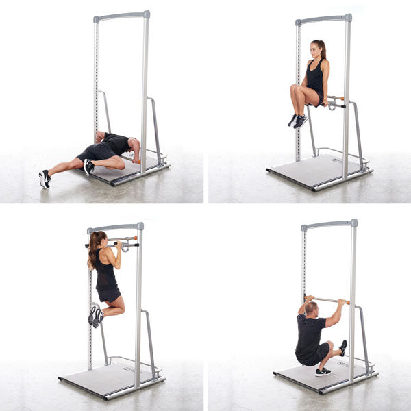 pull up dip station for bodyweight exercise solostrength ultimate freestanding