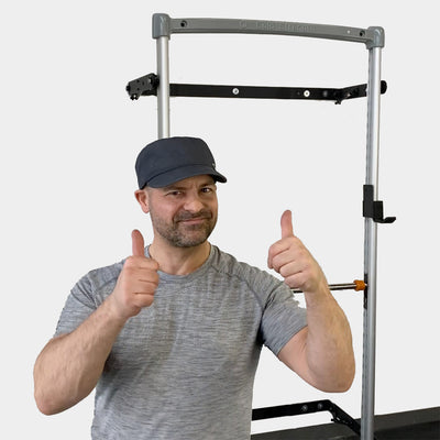 Ultimate Foldup Wall Gym