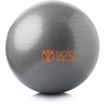 75 cm Anti-Burst Fitness Ball - SoloStrength