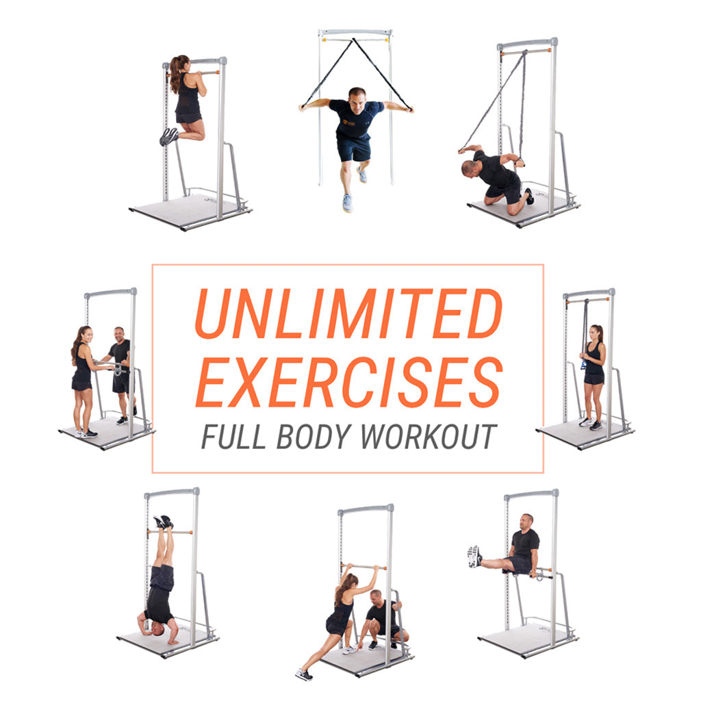 Ultimate Freestanding Gym