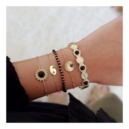 Set de bracelets Ellie