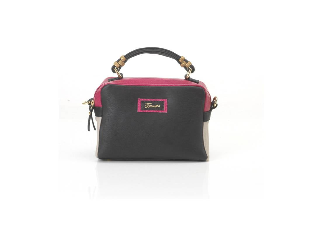 borsa in pelle GRACE davanti