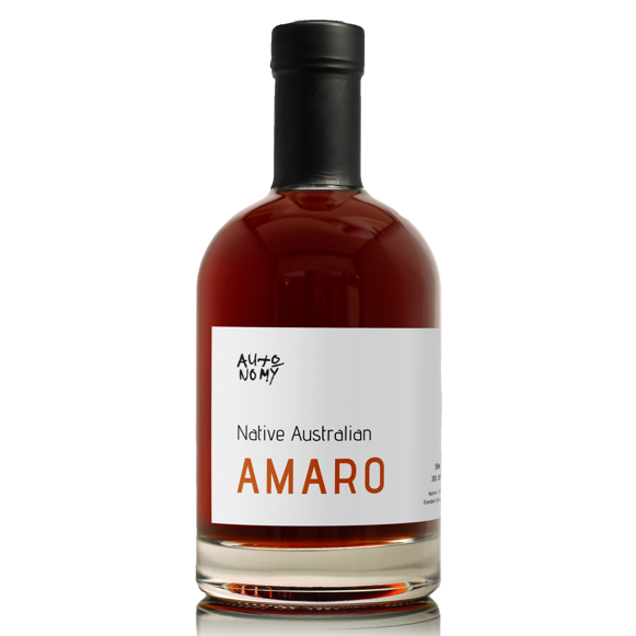 Autonomy Australian Amaro 30% 500ML - Mind Spirits & Co.