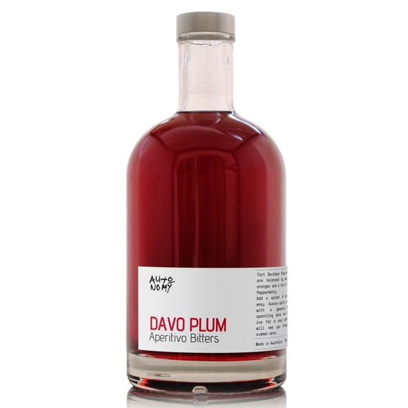 Autonomy Davo Plum Aperitivo 15% 700ML - Mind Spirits & Co.