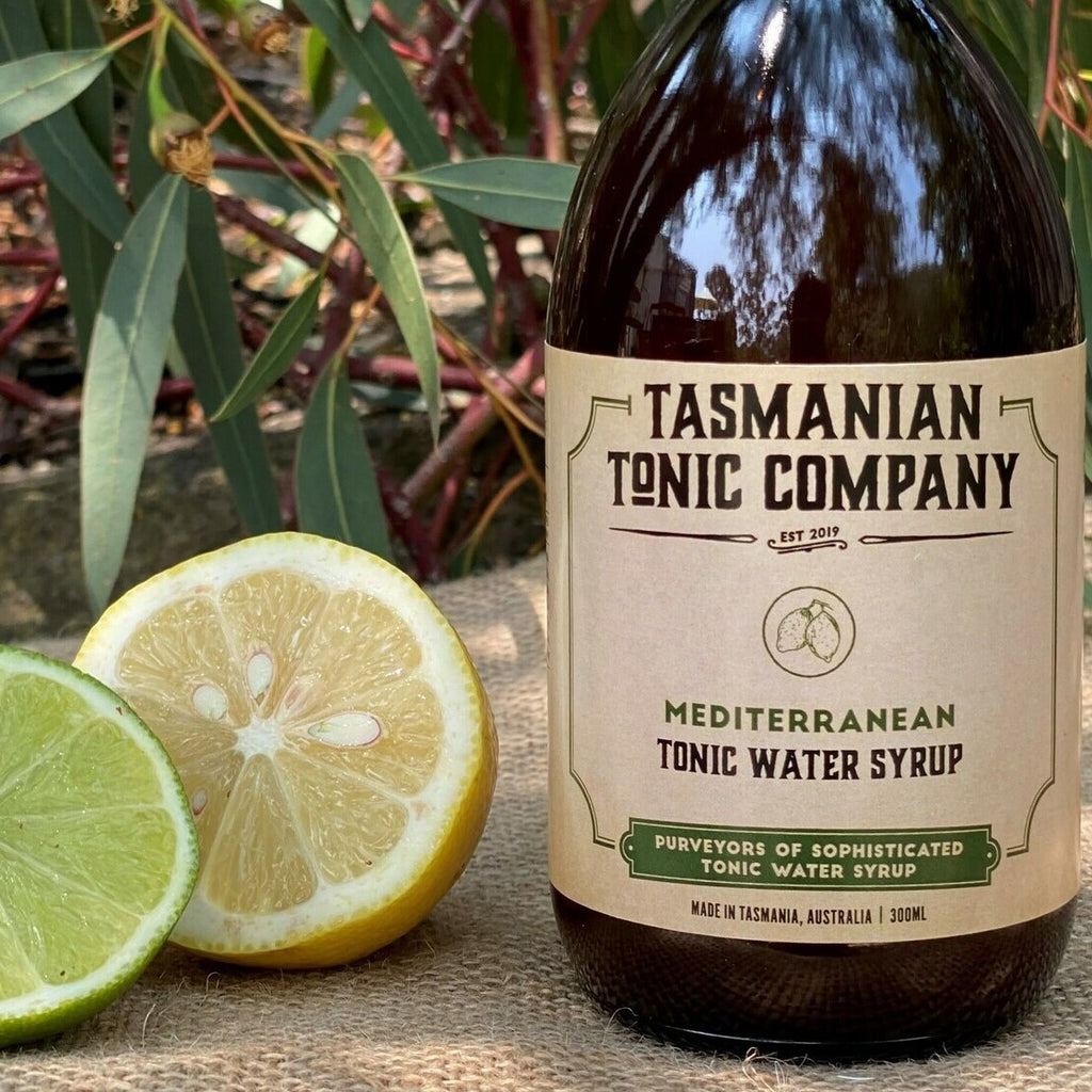 Mediterranean Tonic Syrup 500ml - Mind Spirits & Co.