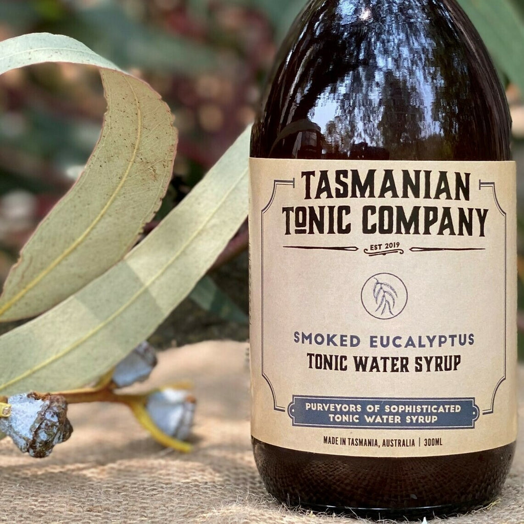 Smoked Eucalyptus Tonic Syrup 300ml - Mind Spirits & Co.