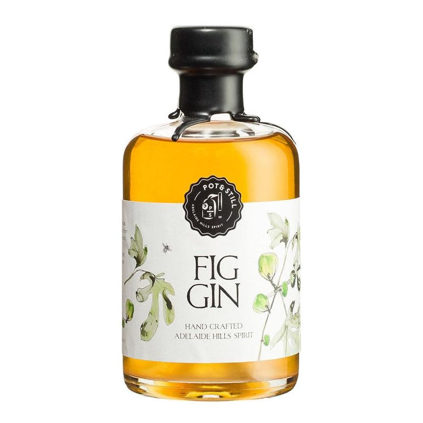 Pot & Still South-Australian Fig Gin 29% 500ML - Mind Spirits & Co.