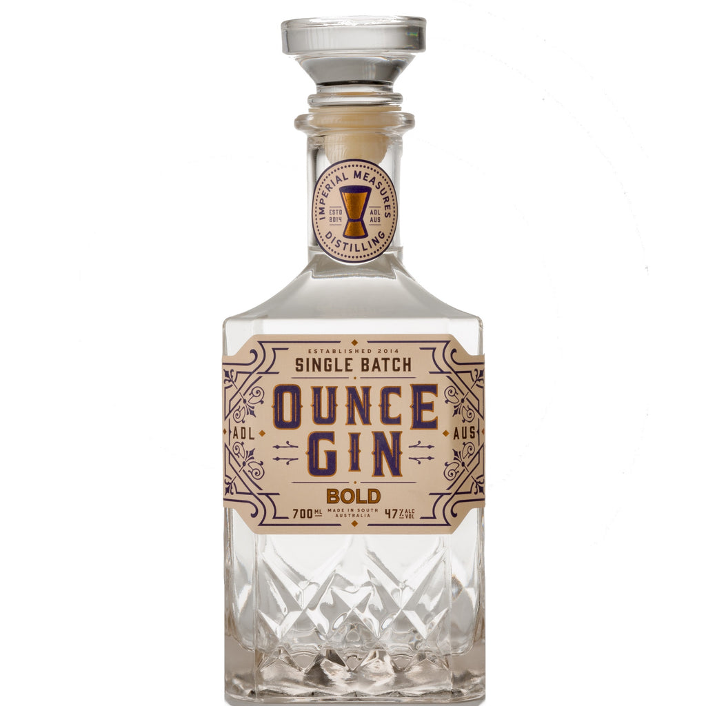 IMD Ounce Gin Bold South-Australia 47% 700ML