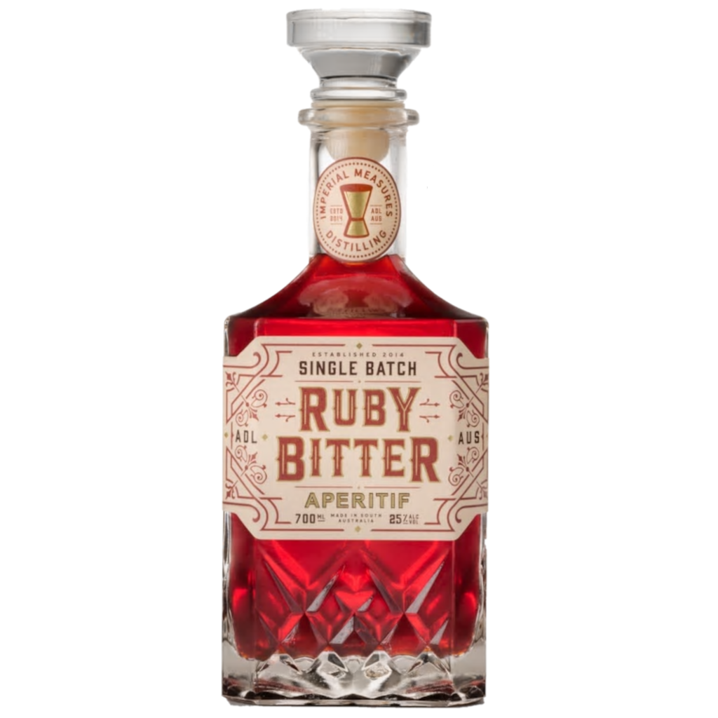 IMD Ruby Bitter Aperitif South-Australia 25% 700ML