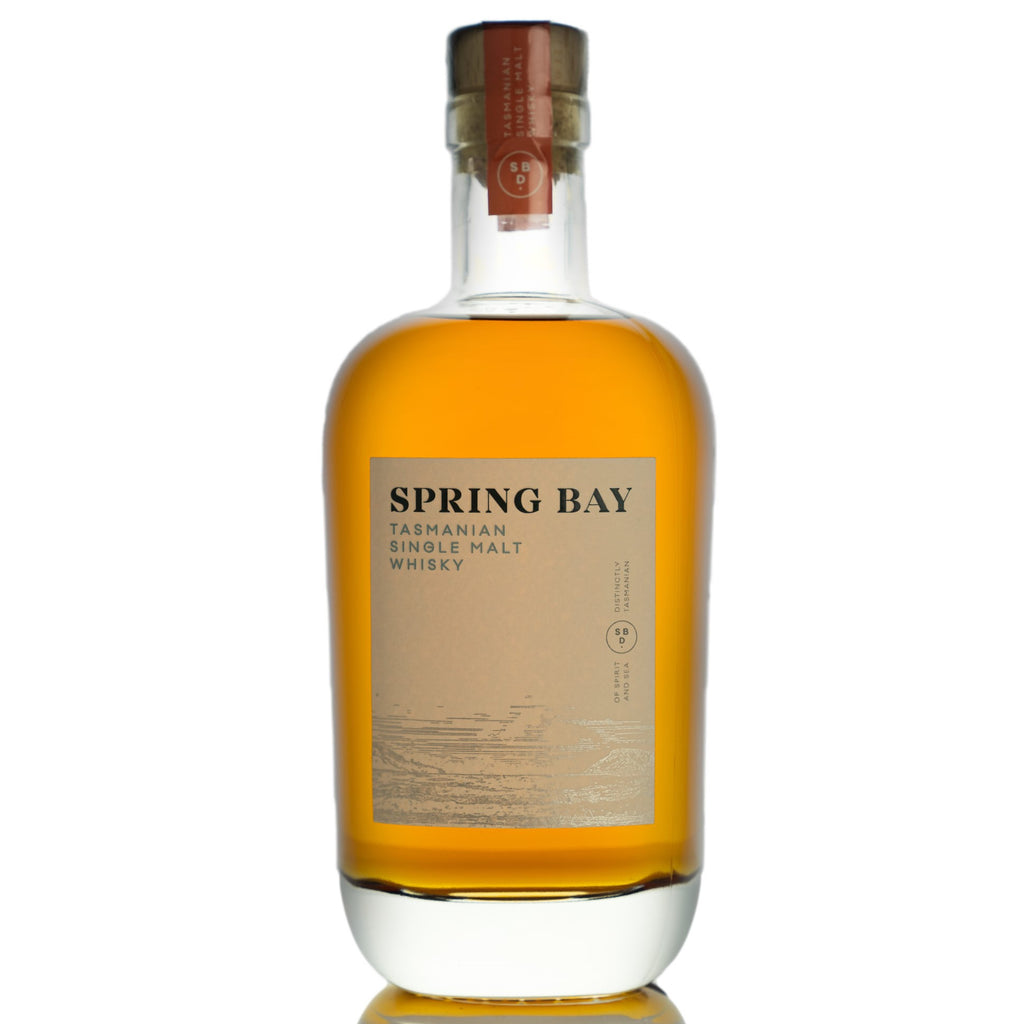 Spring Bay Tasmanian Single Malt Whisky Chardonnay Apera Cask 46% 700ML