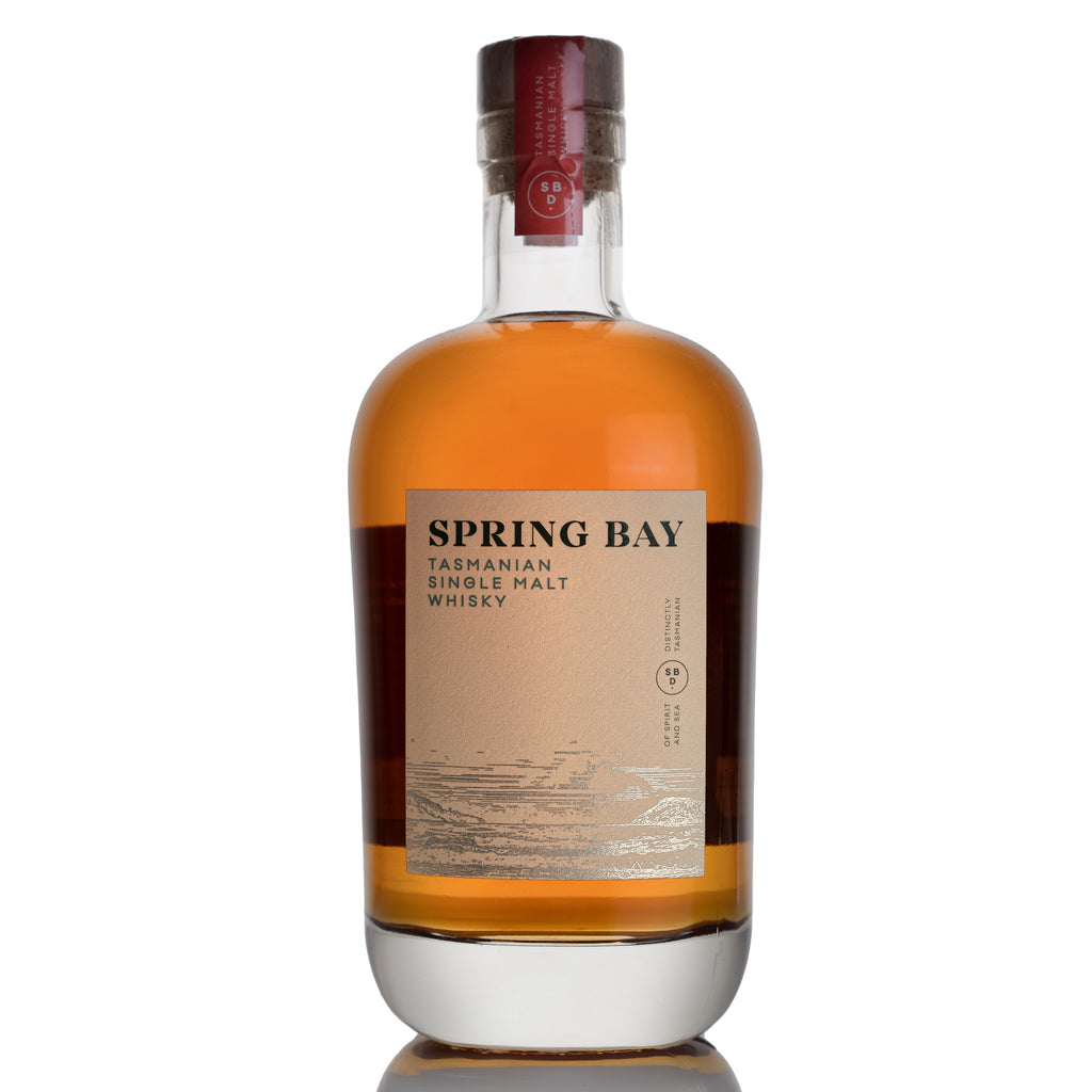 Spring Bay Tasmanian Single Malt Whisky Sherry 46% 700ML