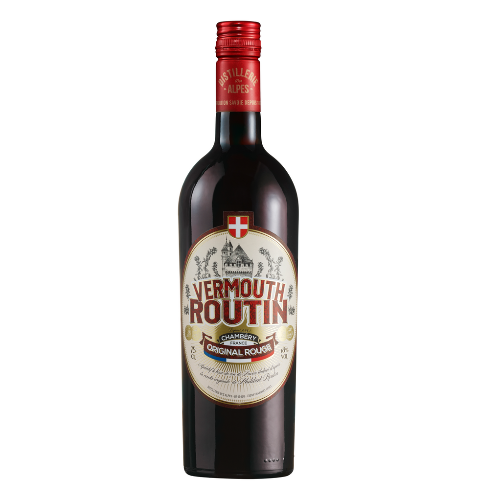 Routin Red Vermouth 18% 750ML - Mind Spirits & Co.