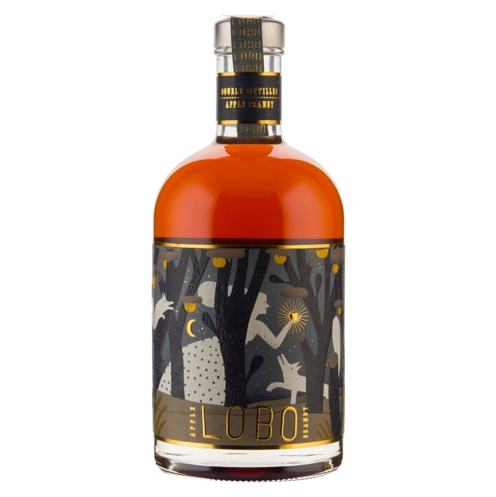 Lobo Apple Brandy  41.6% 700ML - Mind Spirits & Co.