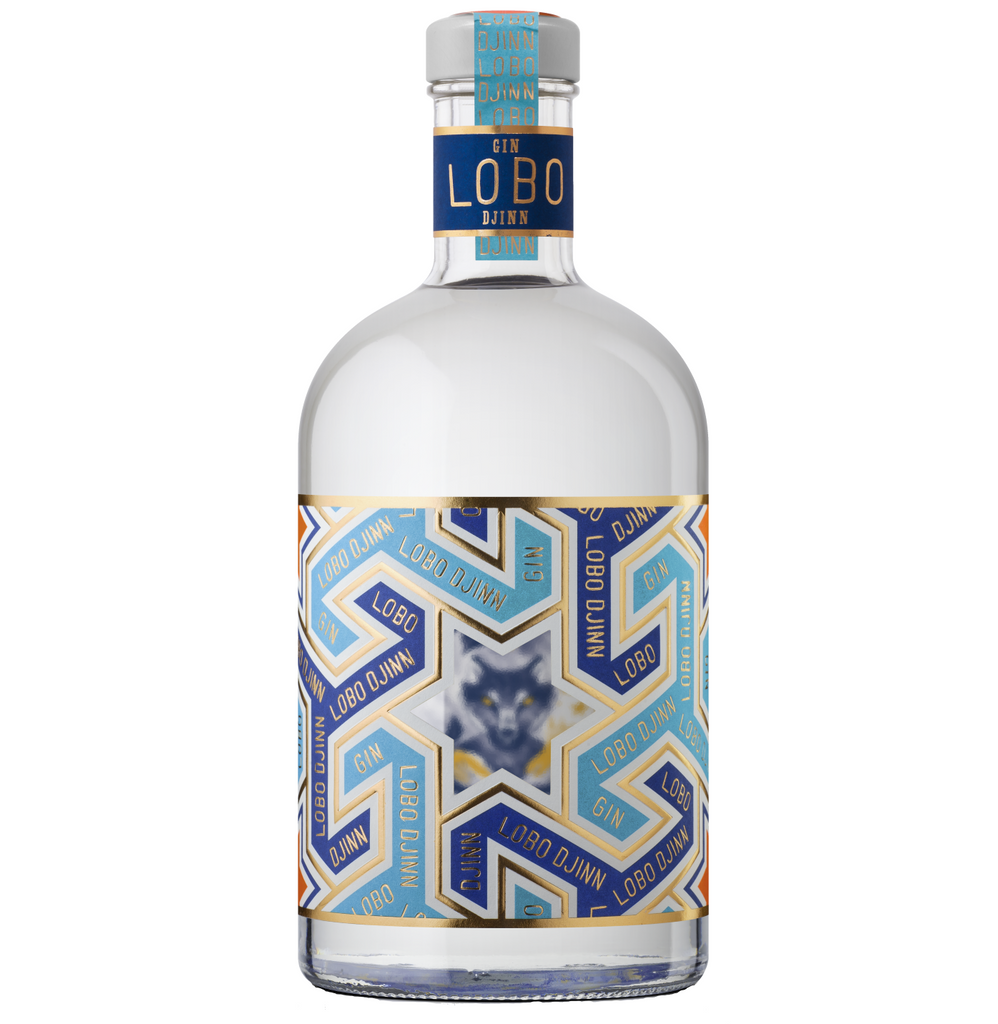 Lobo Djinn  41.6% 500ML - Mind Spirits & Co.