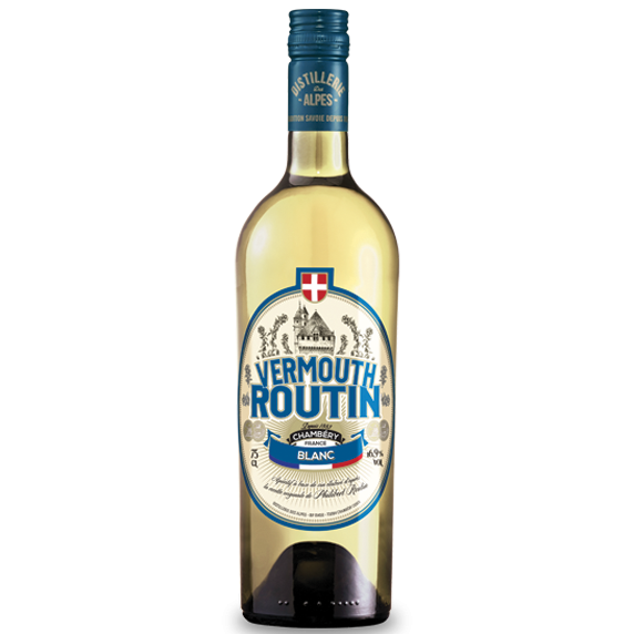 Routin Vermouth Blanc 16% 750ML - Mind Spirits & Co.