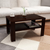 Pengu Coffee Table With - Dark Walnut