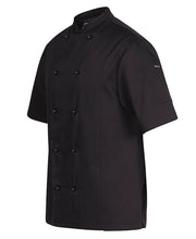 Load image into Gallery viewer, Classic Fitted Vented S/S Jacket - Global Chef