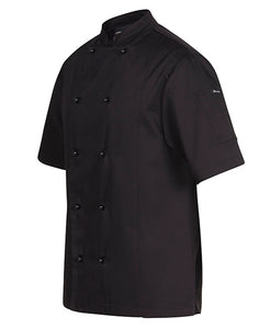 Classic Fitted Vented S/S Jacket - Global Chef