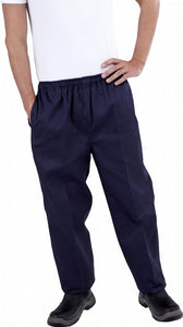 Navy Work Pants - Global Chef