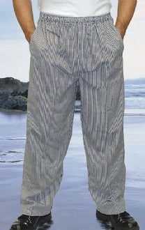 Traditional Check Chef Pants - Global Chef