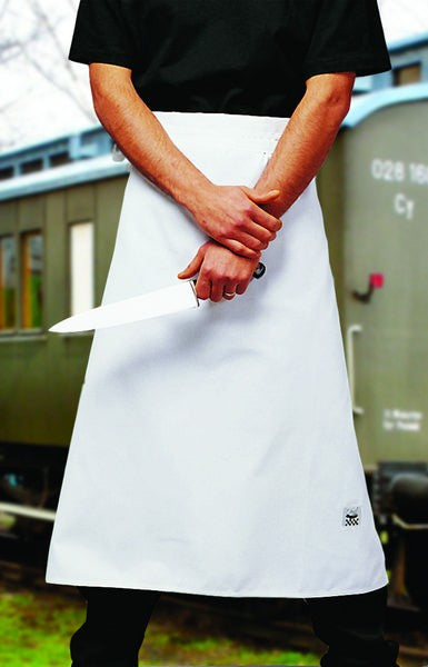 Extra Generous Waist Apron - Global Chef